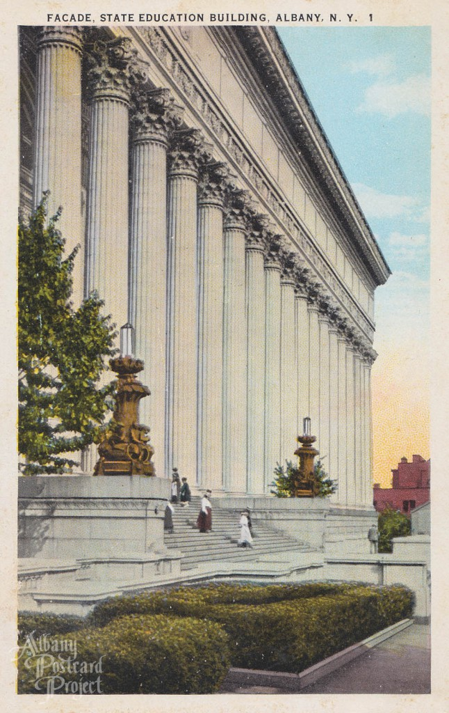 Facade, State Education Building