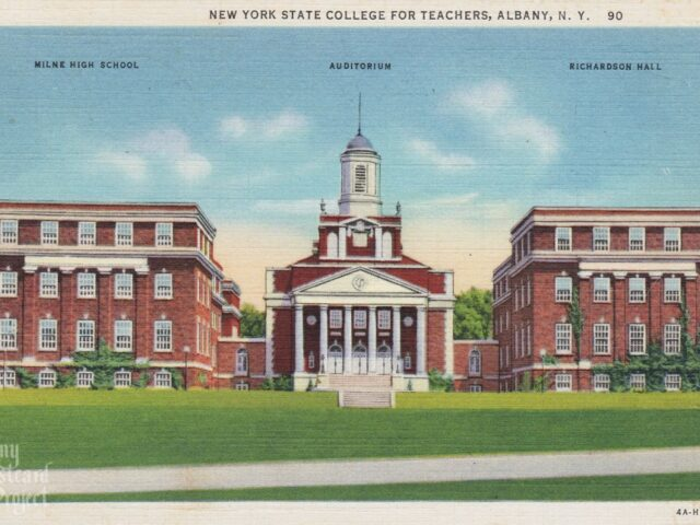 New York State College for Teachers