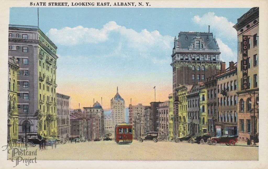 State Street, Looking East
