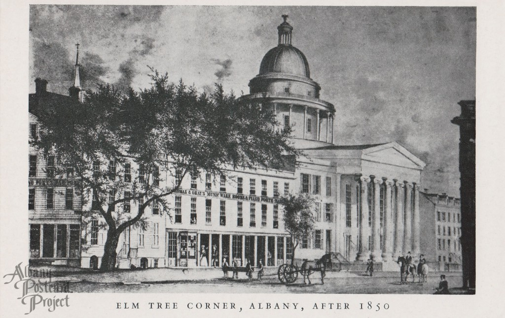 Elm Tree Corner, Albany, After 1850