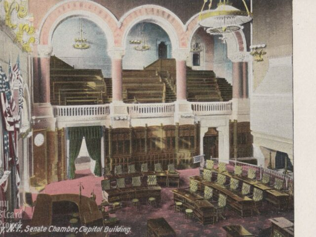 Senate Chamber, Capitol Building