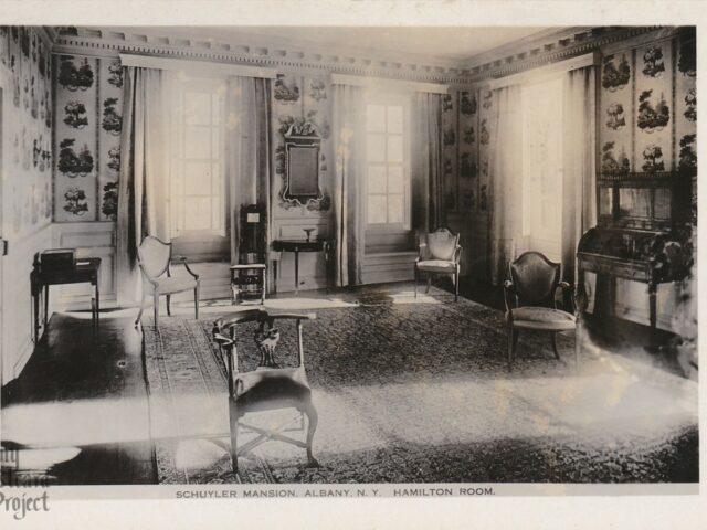 Schuyler Mansion, Hamilton Room