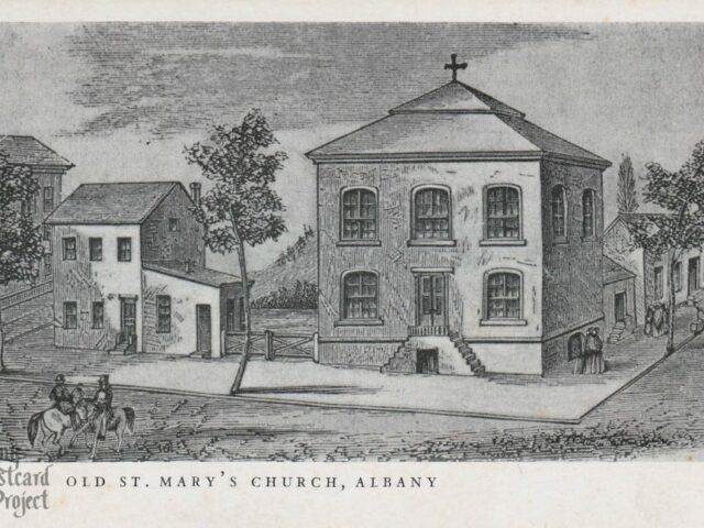 Old St. Mary's Church