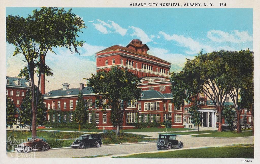 Albany City Hospital 03