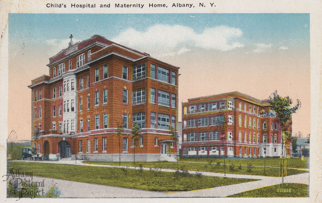 Child's Hospital and Maternity Home